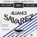 Savarez Alliance HT Classic 540J High-tension Nylon Guitar Strings