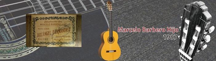 Marcelo Barbero Hijo 1987