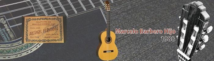 Marcelo Barbero Hijo 1988