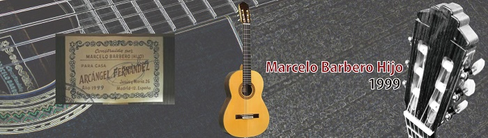 Marcelo Barbero Hijo 1999