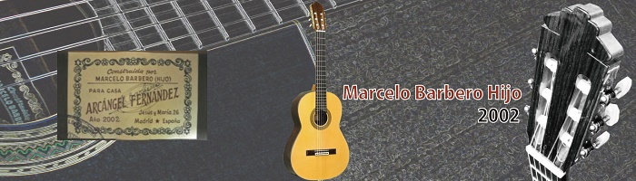 Marcelo Barbero Hijo 2002